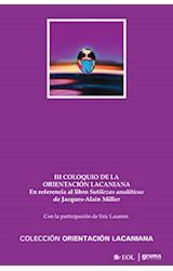 Papel III COLOQUIO (SUTILEZAS ANALITICAS)