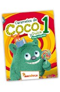 Papel CARAMELOS DE COCO Y DULCE 1 AREAS INTEGRADAS (CON CUADERNILLO DE ACTIVIDADES)