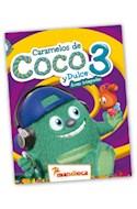 Papel CARAMELOS DE COCO Y DULCE 3 AREAS INTEGRADAS (CON CUADERNILLO DE ACTIVIDADES)