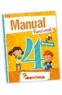 Papel MANUAL FUNCIONAL 4 MANDIOCA BONAERENSE (NOVEDAD 2012)