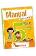 Papel MANUAL FUNCIONAL 5 MANDIOCA BONAERENSE (NOVEDAD 2012)