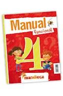 Papel MANUAL FUNCIONAL 4 MANDIOCA NACION (NOVEDAD 2013)
