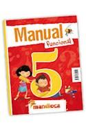 Papel MANUAL FUNCIONAL 5 MANDIOCA NACION (NOVEDAD 2013)