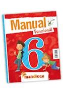 Papel MANUAL FUNCIONAL 6 MANDIOCA NACION (NOVEDAD 2013)
