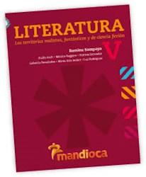 Libro Literatura V