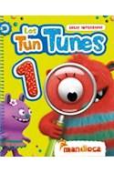 Papel TUN TUNES 1 AREAS INTEGRADAS (CON CUADERNILLO DE ACTIVIDADES) (NOVEDAD 2014)