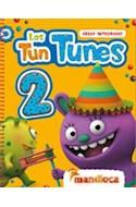 Papel TUN TUNES 2 AREAS INTEGRADAS (CON CUADERNILLO DE ACTIVIDADES) (NOVEDAD 2014)