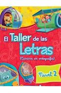 Papel TALLER DE LAS LETRAS CURSIVA EN ORTOGRAFIA NIVEL 2