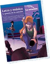Libro Letras Y Musica