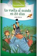 Papel VUELTA AL MUNDO EN 80 DIAS (COLECCION MAQUINA DE HACER LECTORES 507)