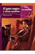 Papel GATO NEGRO Y OTROS CUENTOS (COLECCION ANOTADORES 128)