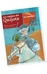 Papel CAMINOS DEL QUIJOTE (COLECCION DE LOS ANOTADORES 126)