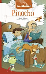 Libro Pinocho (A Partir De Los 6 A/Os)