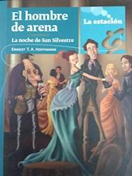 Libro El Hombre De Arena  La Noche De San Silvestre