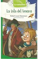 Papel ISLA DEL TESORO (COLECCION MAQUINA DE HACER LECTORES VERDE 516)