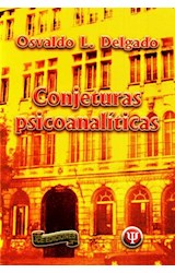 Papel CONJETURAS PSICOANALITICAS