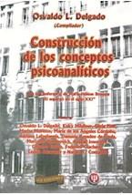 Papel CONSTRUCCION DE LOS CONCEPTOS PSICOANALITICOS