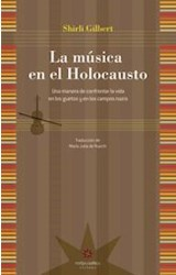 Papel LA MUSICA EN EL HOLOCAUSTO