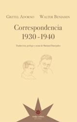 Libro Correspondencia 1930 - 1940