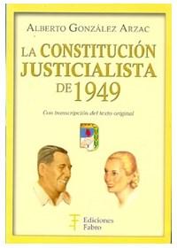 Papel La Constitucion Justicialista De 1949