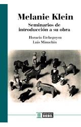 Papel MELANIE KLEIN SEMINARIOS DE INTRODUCCION A SU OBRA