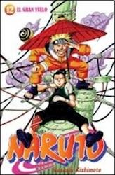 Papel Naruto 12 - El Gran Vuelo