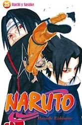 Papel Naruto 25 - Itachi Y Sasuke
