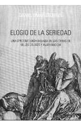 Papel ELOGIO DE LA SERIEDAD: UNA EPISTEMOLOGIA BASADA EN LAS OBRAS