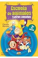 Papel ESCUELA DE ANIMALES Y OTROS CUENTOS (COLECCION VIAJEROS  )