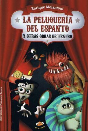 Papel Peluqueria Del Espanto Y Otras Obras De Teatro, La