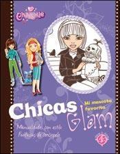 Papel Chicas Glam - Mi Mascota Favorita