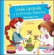 Papel Hada Lavanda Y La Princesa Katerina
