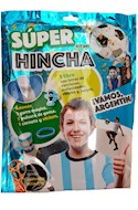 Papel SUPER KIT DEL HINCHA (LIBRO + GORRO MAGICO + PULSERA DE GOMA + CORNETA + STICKERS) (RUSTICA)