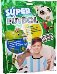 Libro Kit Super Futbol