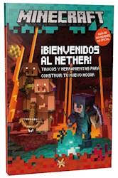 Libro Minecraft Bienvenidos Al Nether !