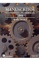 Papel MANUSCRITOS ECONOMICO-FILOSOFICOS 1844