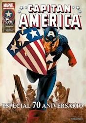Papel Capitan America - Especial 70 Aniversarior