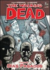 Papel The Walking Dead Volumen 1 - Dias Pasados