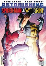 Papel Astonishing Spiderman & Wolverine 2