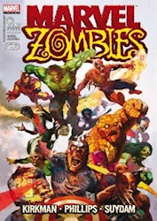 Papel Marvel Zombies 1