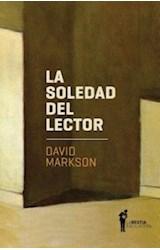 Papel La soledad del lector