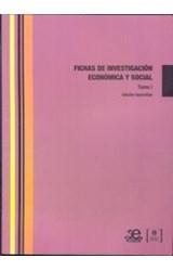 Revista FICHAS DE INVESTIGACION ECONOMICA Y SOCIAL 2 TOMOS (EDICION