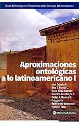 Papel APROXIMACIONES ONTOLOGICAS A LO LATINOAMERICANO I