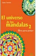 Papel UNIVERSO DE LOS MANDALAS 2 LIBRO PARA PINTAR