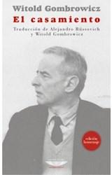 Papel CASAMIENTO (COLECCION EXTRATERRITORIAL) [TRADUCCION DE ALEJANDRO RUSSOVICH Y WITOLD GOMBROWICZ]