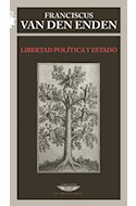 Papel LIBERTAD POLITICA Y ESTADO (COLECCION EL LIBERTINO ERUDITO)
