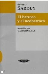 Papel EL BARROCO Y EL NEOBARROCO