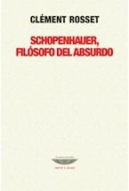 Papel SCHOPENHAUER, FILOSOFO DEL ABSURDO