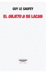 Papel EL OBJETO A DE LACAN