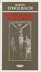 Papel Historia Critica De Jesucristo